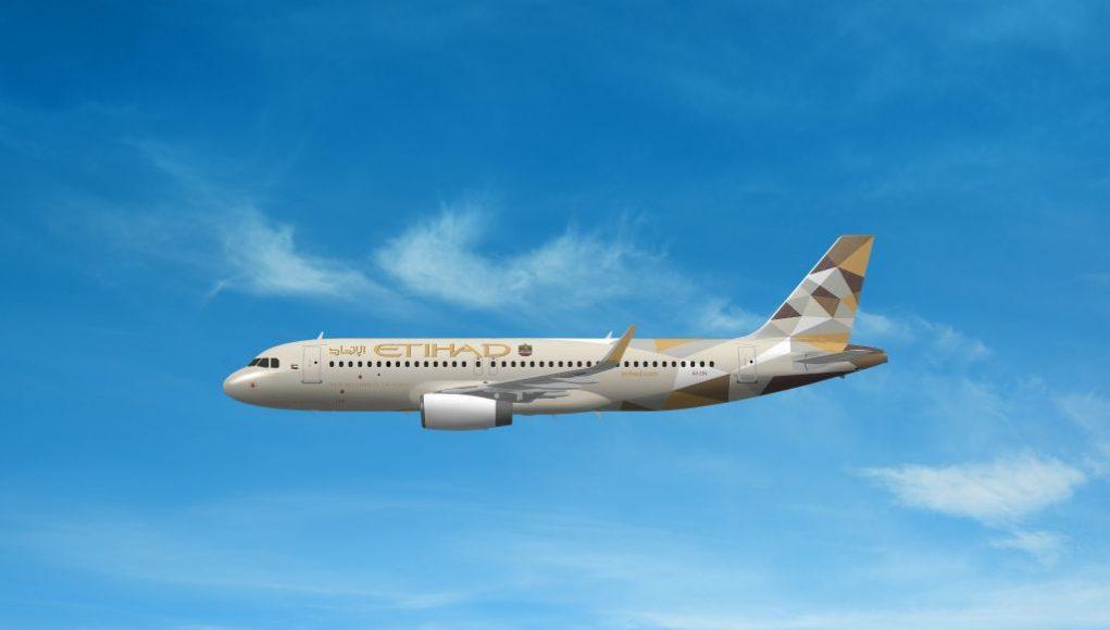 Etihad Airways A320 Deal Fare