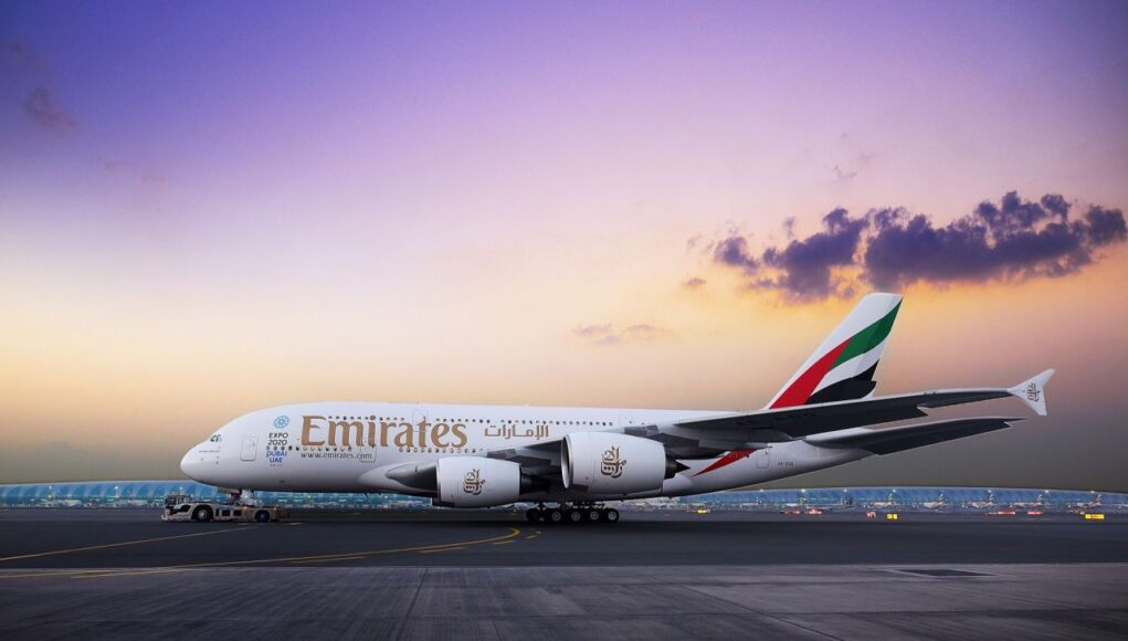 Emirates resumes A380 services to Toronto