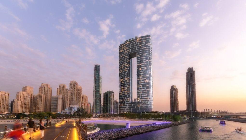 Advantage in Dubai real estate sales