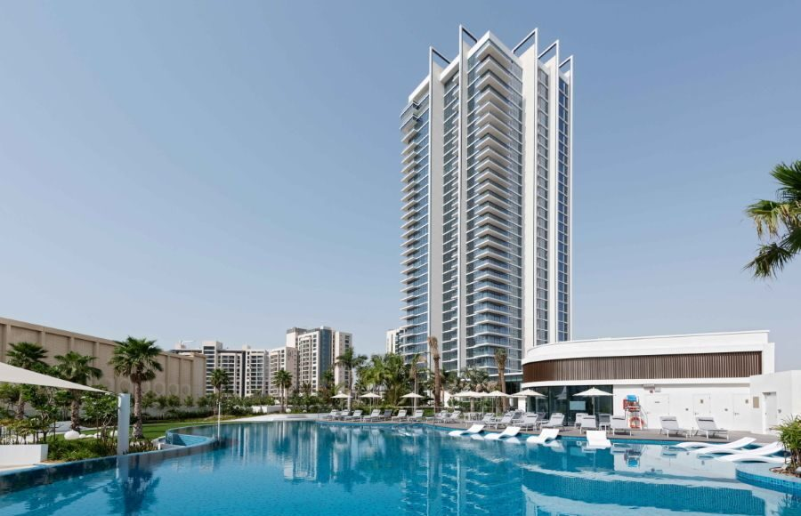 New luxury apartments at Banyan Tree Dubai