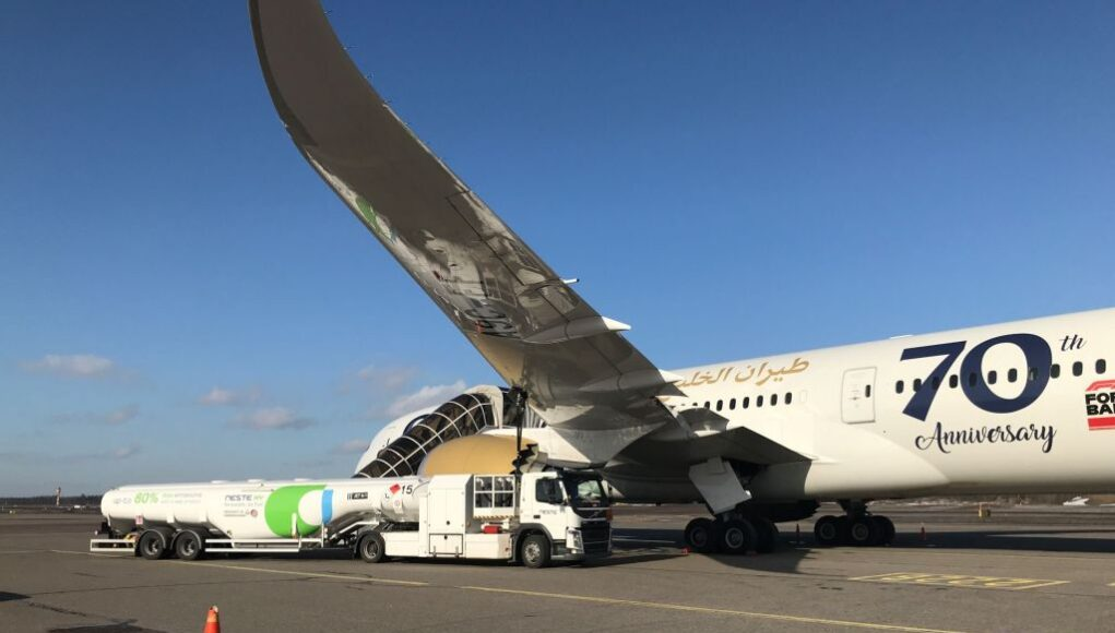 Sustainable Aircraft Fuel
