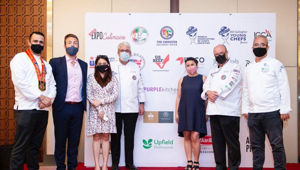 Emirates Salon Culinaire 2021