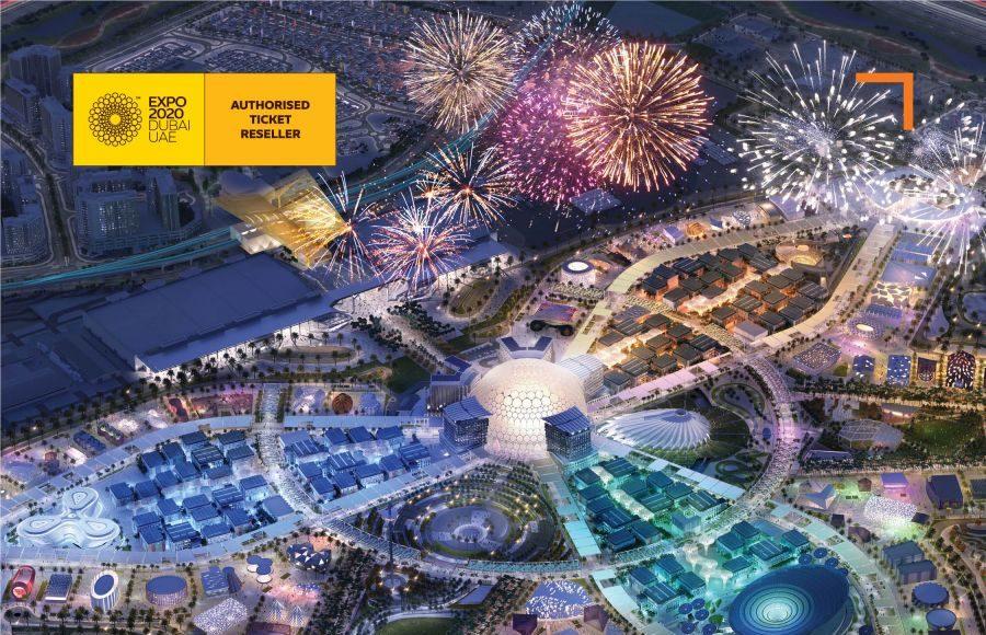 free expo dubai 2020 ticket