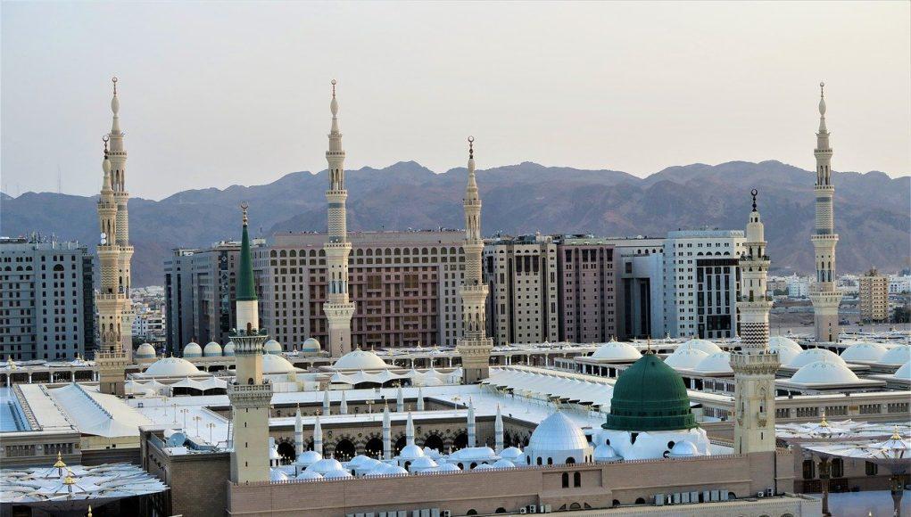 Medina city trip